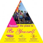 Tucson Be Yourself Triangle 2
