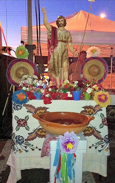 at El Dia de San Juan (2012)
