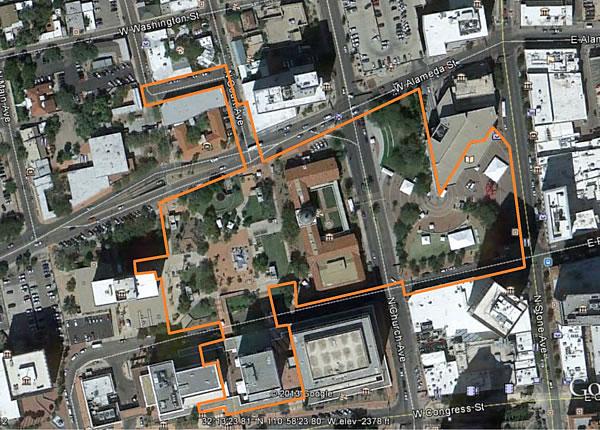 2013 footprint overview